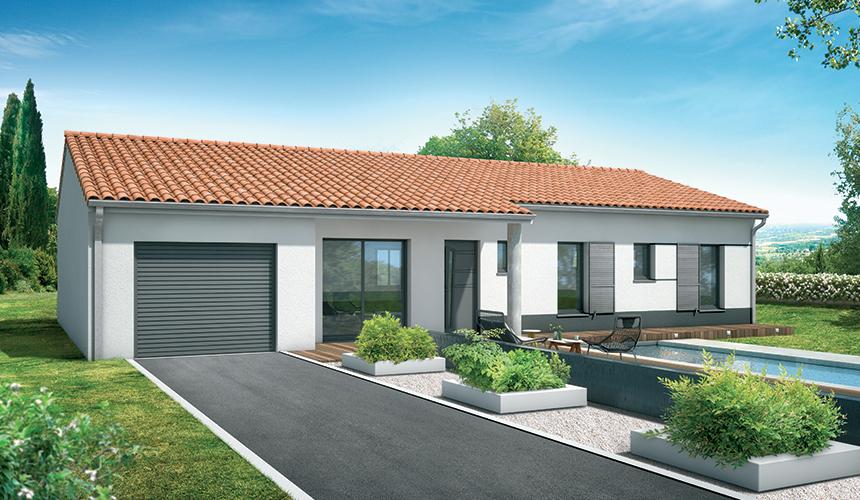 constructeur maison neuve gers 32. Black Bedroom Furniture Sets. Home Design Ideas