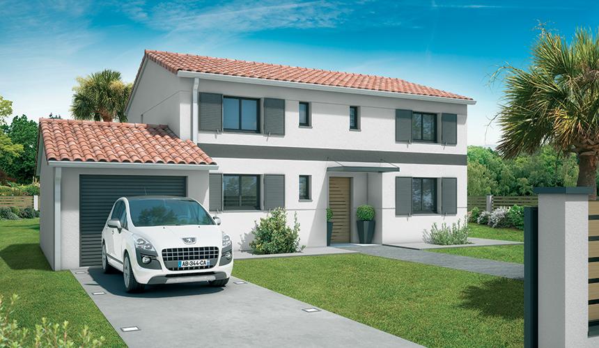 Constructeur maison neuve gironde 33 maisons sanem for Maison neuve gironde
