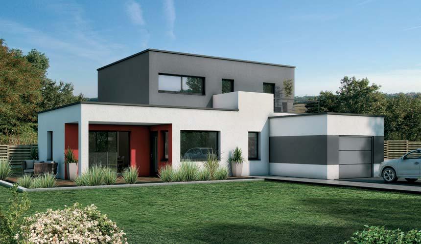 Constructeur maison neuve pechbusque 31320 for Constructeur de maison neuve