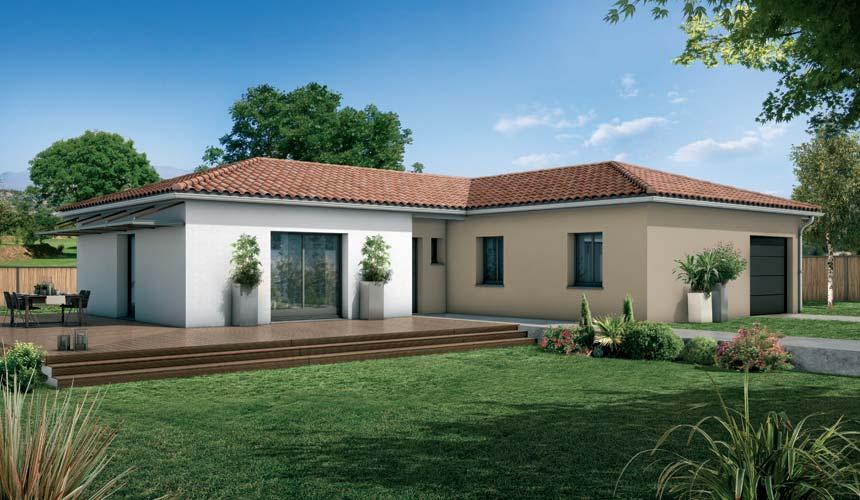 Maisons sanem constructeur de maisons bordeaux et en for Modele maison gironde